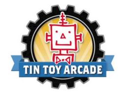 Tin Toy Arcade logo