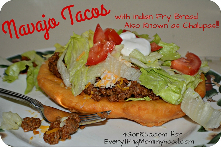 Recipe Navajo Tacos With Indian Fry Bread Also Known As