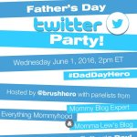 Brush Hero Review and Twitter Party 6/1 at 2pm #DadDayHero