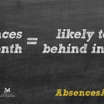 Absences Add Up – Don't Let Your Kids Fall Behind #AbsencesAddUp