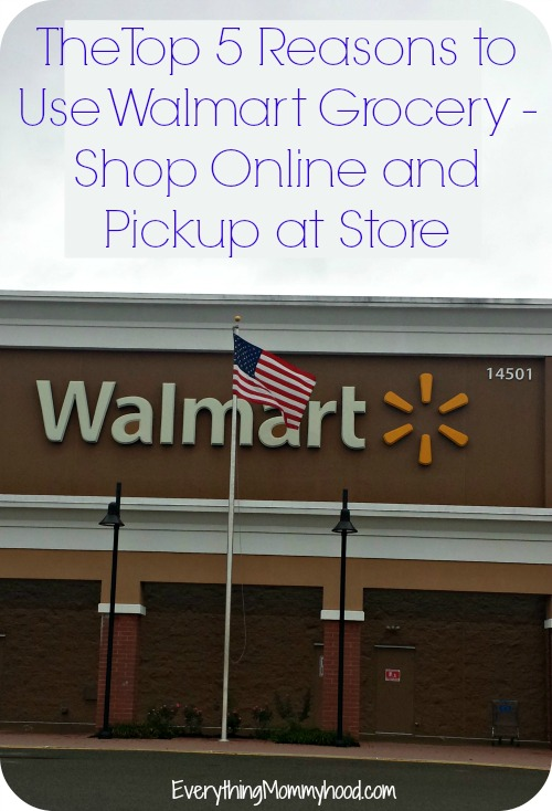 The Top 5 Reasons to Use Walmart Grocery - Shop Online and
