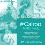 Calroo App Twitter Party June 13th – RSVP Now!
