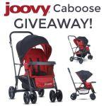 Joovy Caboose Stroller Giveaway – ends 7/24