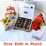 Guylian Belgian Chocolate Twitter Party Dec 5th 8pm – RSVP Now! $500 Worth of Prizes! #GiftGuylian