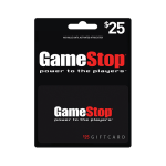 $25 GameStop Gift Card Giveaway – ends 12/22