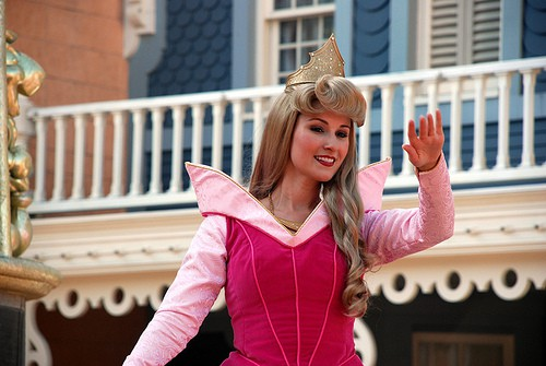 Where to Find Sleeping Beauty in Disney World