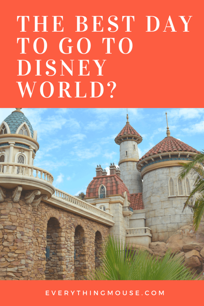 what is the best dayto go to disney world