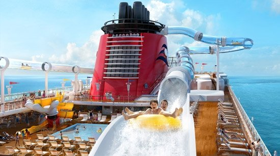The Disney Fantasy Cruise Ship EverythingMouse Guide To - Fantasy cruise ship pictures