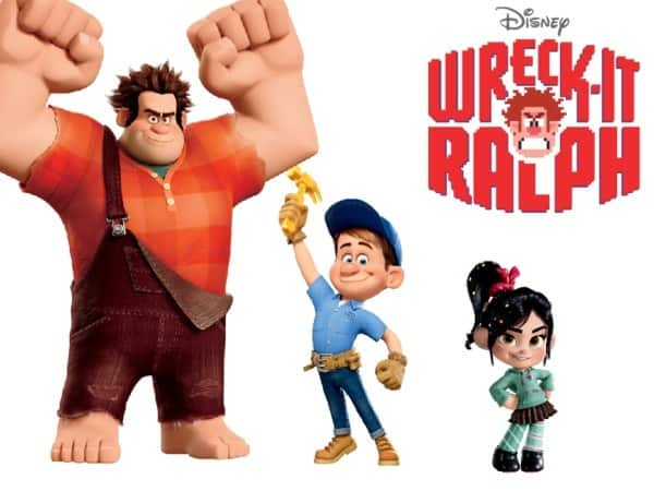 Wreck It Ralph Charicters