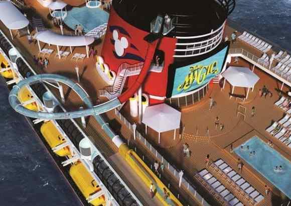 The Disney Magic AquaDunk