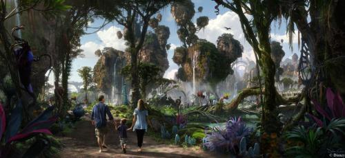 Disney Avatar Land