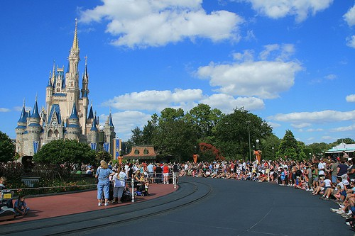 Disney World Tables in Wonderland