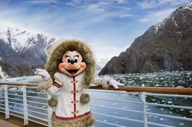 Disney Alaska Cruise 2015