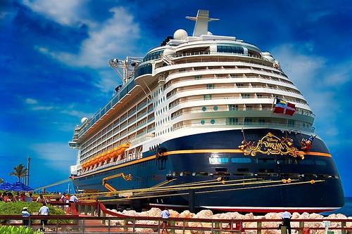 Disney Dream Has Extra Day At Castaway Cay