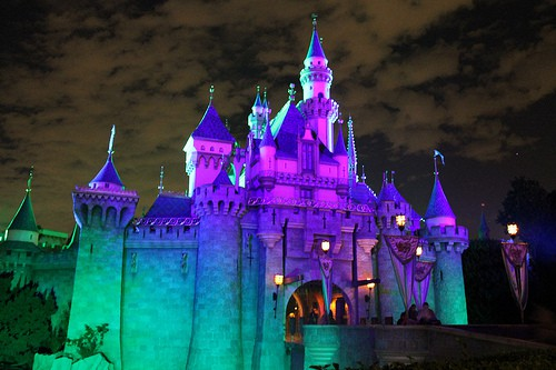 Mickey's Halloween Party At Disneyland 2014