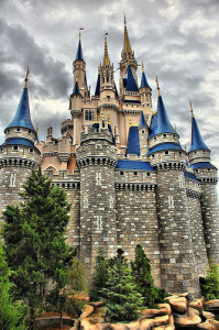 Win a stay in Disney Cinderella Castle Suite
