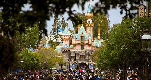 Disneyland and Disney's California Adventure Ride and Attraction Closures April 2015