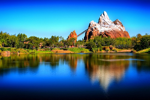 Walt Disney World Ride and Attractions Closures April 2015