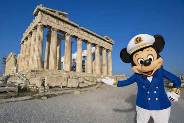 Disney Mediterranean Cruise 2016