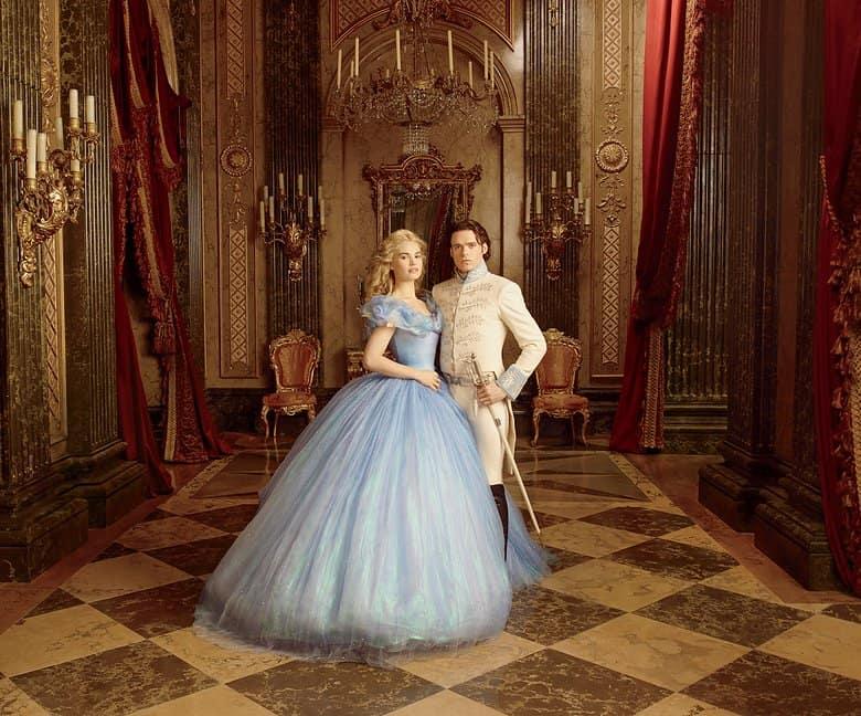 Disney Cinderella Movie 2015