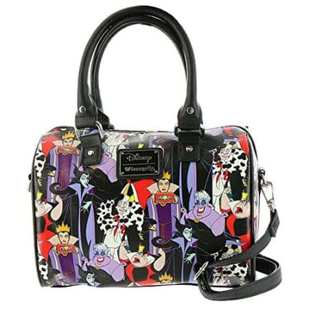 loungeflydisneyvillainsprintdufflebag