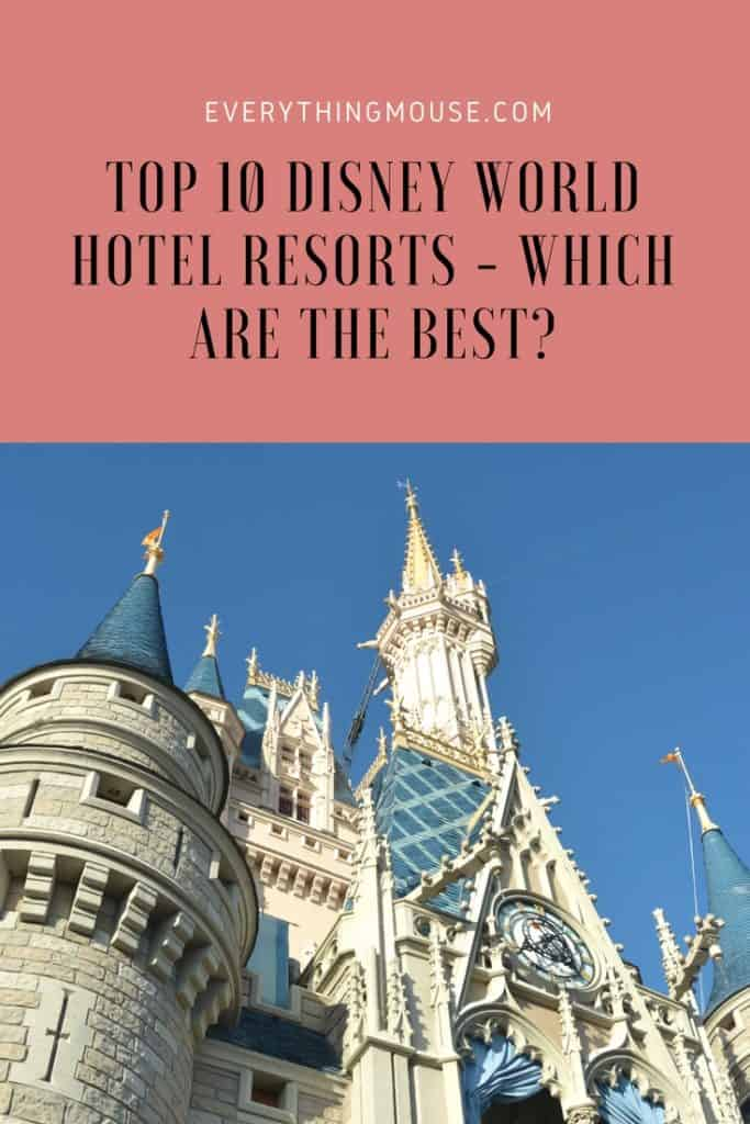 disney world hotel resorts