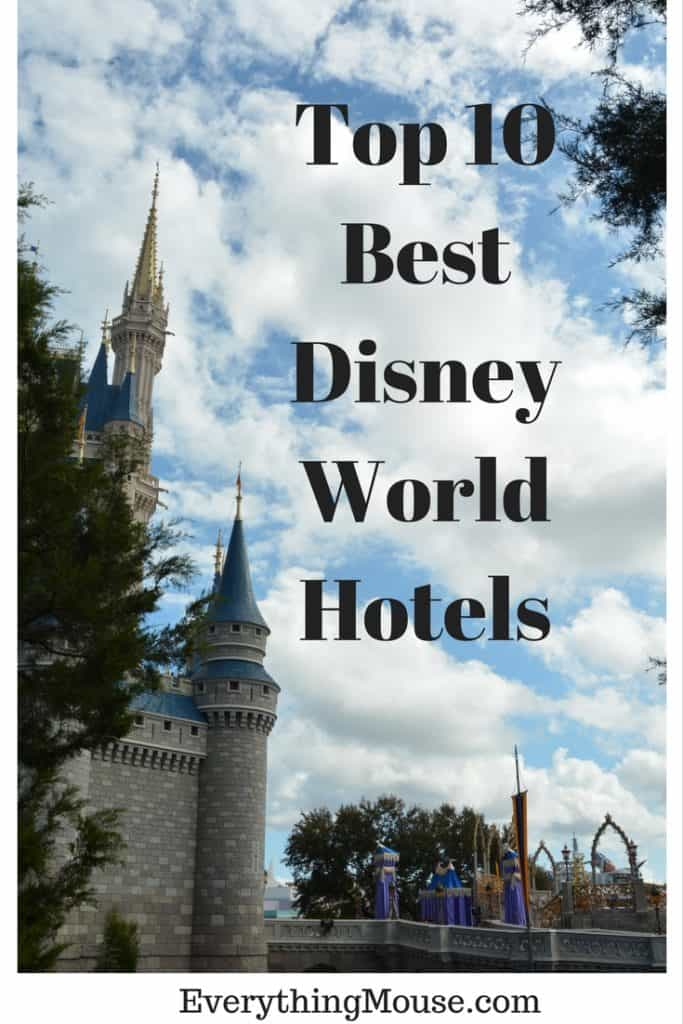 Top 10 Best Disney World Hotels