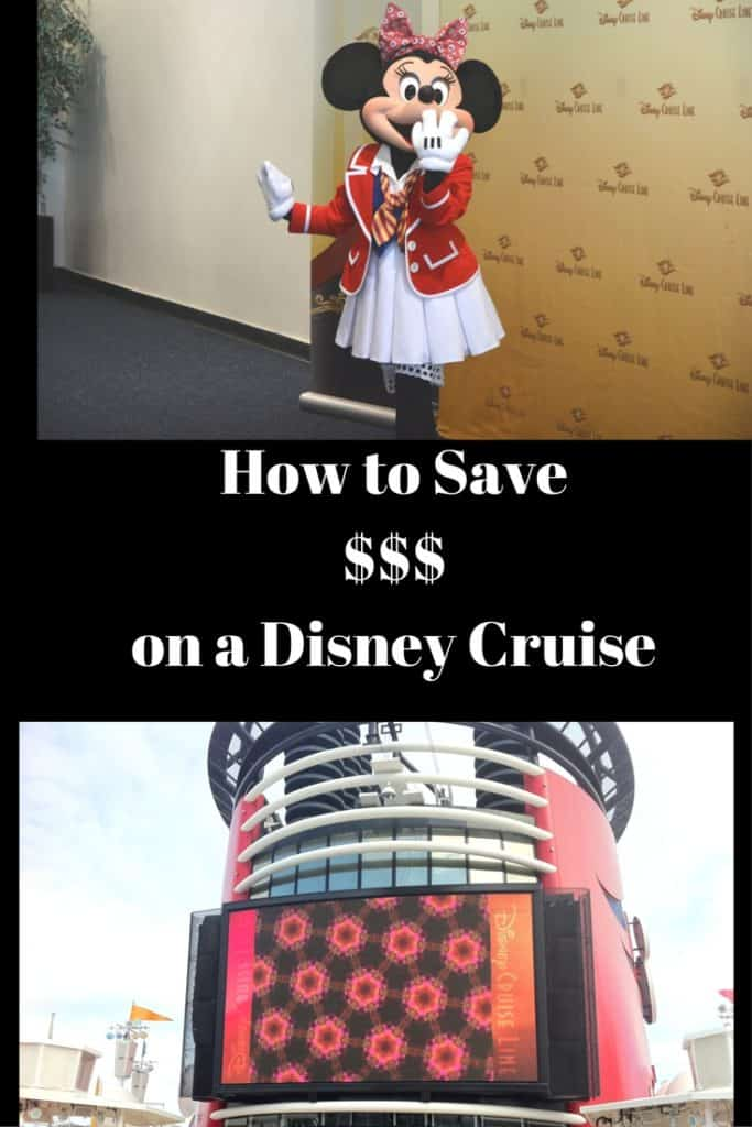 How to Save$$$ on a Disney Cruise