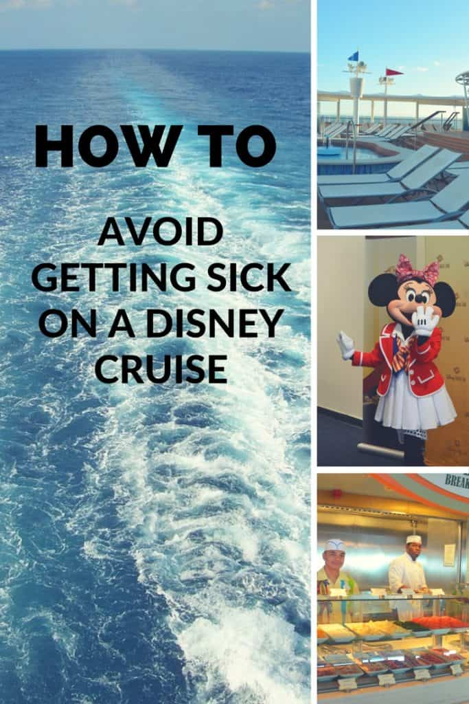How To Avoid Getting Sick on a Disney Cruise
