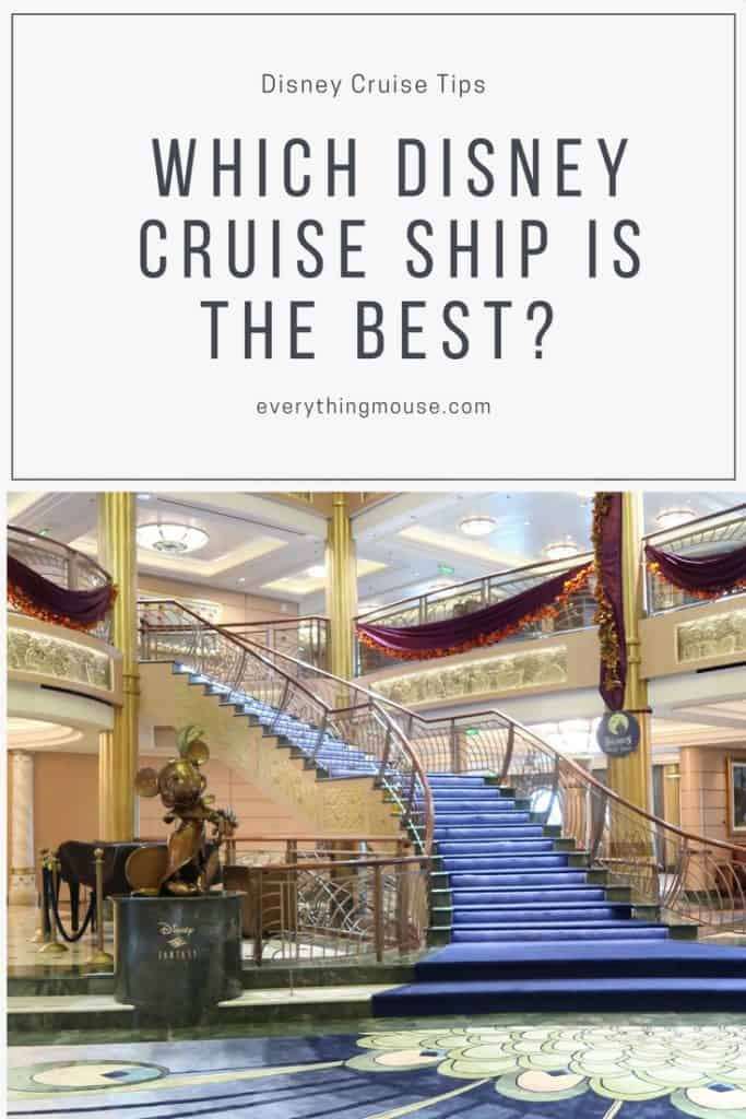 Which Disney Cruise Ship Is BestWhich Is The Best Disney Cruise - Best disney cruise