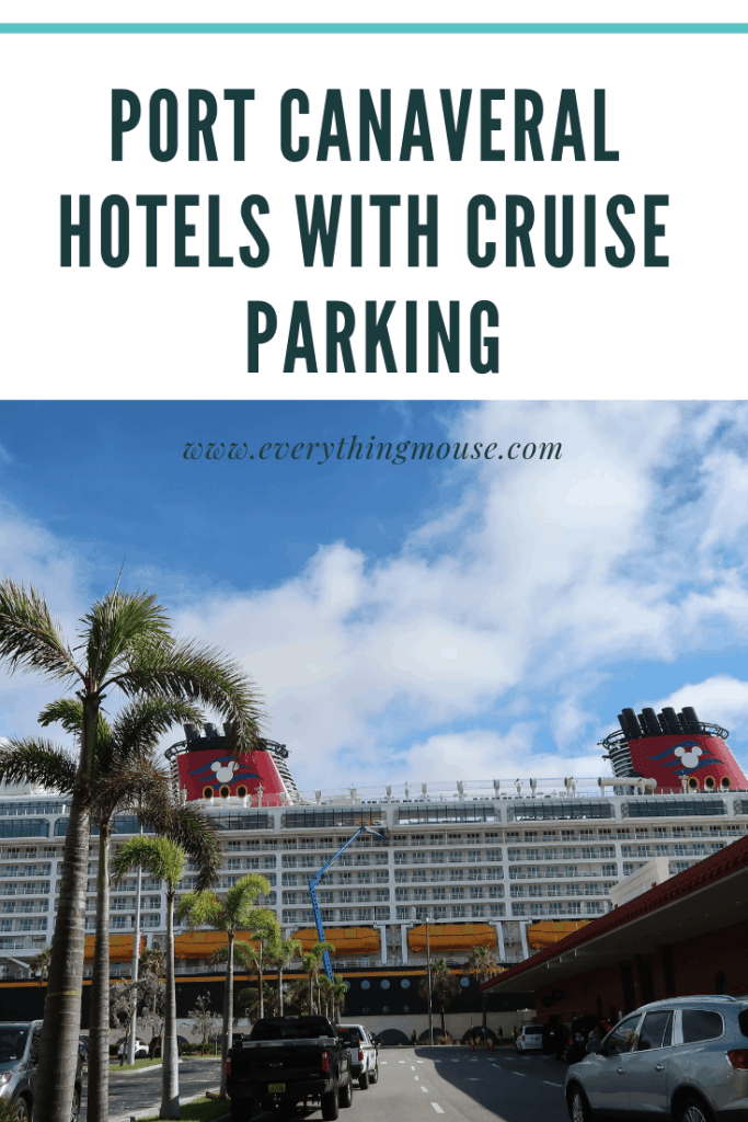 port canaveral hotels with cruise parking