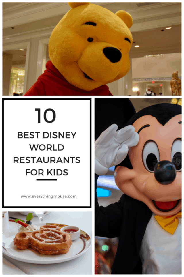 bestdisneyworldrestaurantsforkids