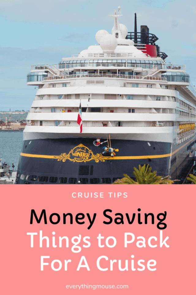 cruisepackingtips