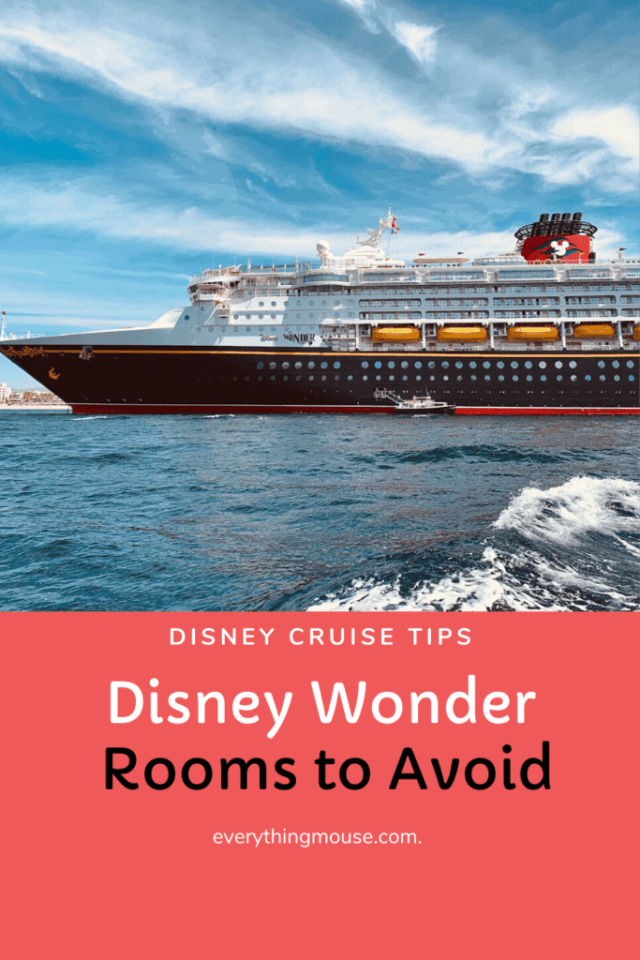 disney cruise cabins