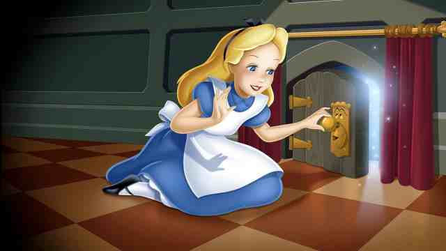 alice in wonderland disney plus