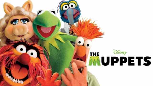 the muppets series