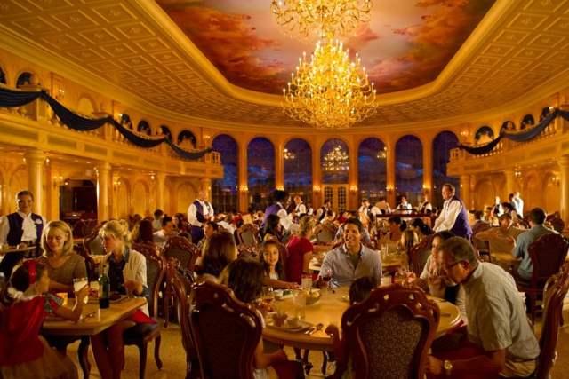 best food in disney magic kingdom