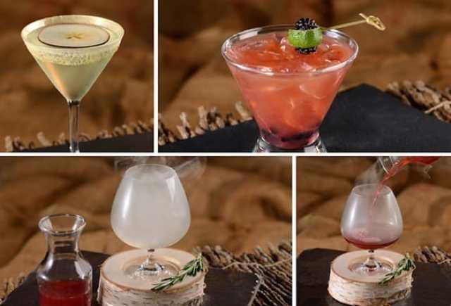 disney snow white ocktails