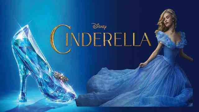 Disney Cinderella Live action movie