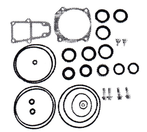 5006373 Gearcase Lower Unit Seal Kit