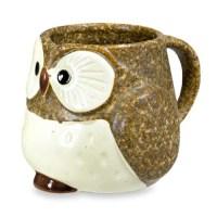 12 Fun Owl Mugs for Sale!