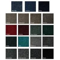 16 Foot Pontoon Boat re-deck re-carpet Kits (20 oz Carpet)
