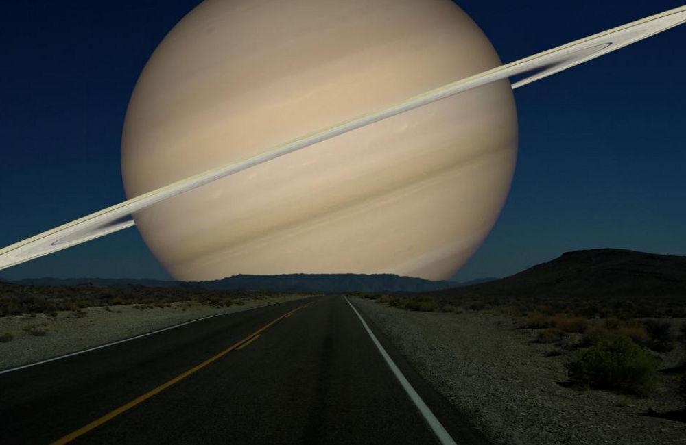 Was is Saturn the Sun mythology configuration polar saturnium