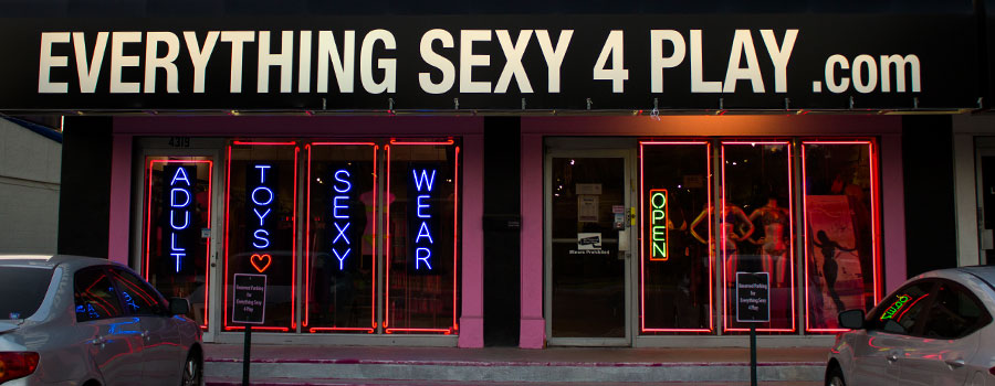Everything Sexy 4Play Primere Adult Store Tampa Fl
