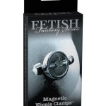 Magnetic Nipple Clamps