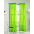 When choosing brightly colored curtains it s important to select a