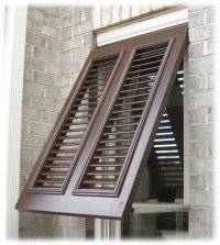 Exterior Window Shutters: Decorating The Architecture of ...