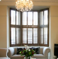 indoor shutters for windows 2017 - Grasscloth Wallpaper