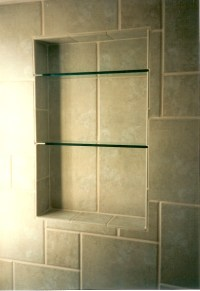 Shower Shelves: Keep Everything You Need Within Reach