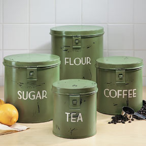 kitchen canister make a island many reasons to use canisters